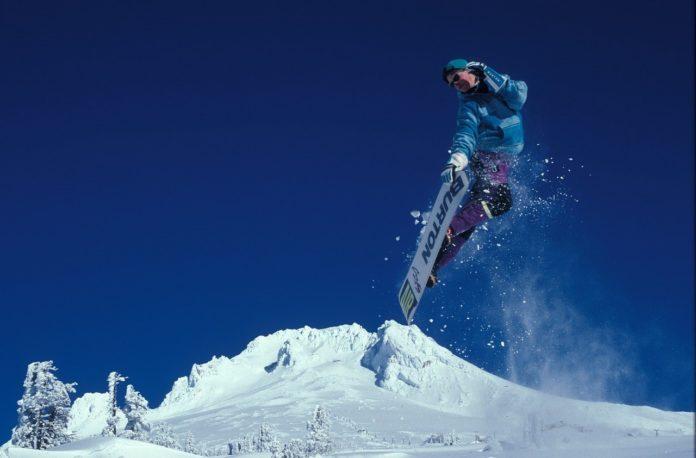 snowboard dla początkujących