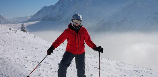 skarpety i rękawice narciarskie